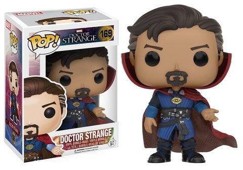 Фигурка Funko POP! Bobble: Marvel: Doctor Strange: Doctor Strange 9744