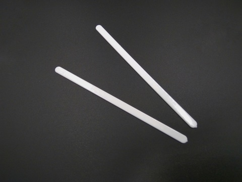 Косточки корсетные прямые 2 шт. (пластик) ширина 5 мм длина 10 см