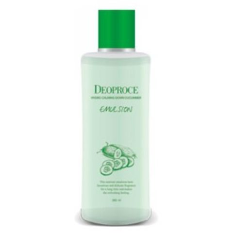 Deoproce Hydro Calming Down Cucumber Emulsion