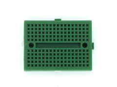 Макетная плата мини (зеленая)