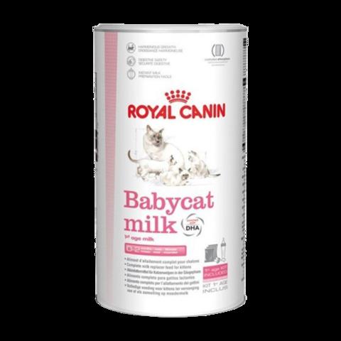 Royal Canin BabyCat Milk Заменитель кошачьего молока для котят до 2 месяцев