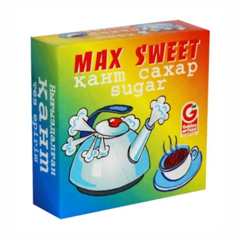 Сахар-рафинад MAX-SWEET 350 гр Golden Food КАЗАХСТАН