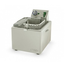 Евро-1х1/2 Фритюрница электрическая ATESY  ( 2,3 кВт,  265х555х310мм), 13 л