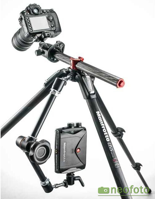 Manfrotto MK055XPRO3-BH