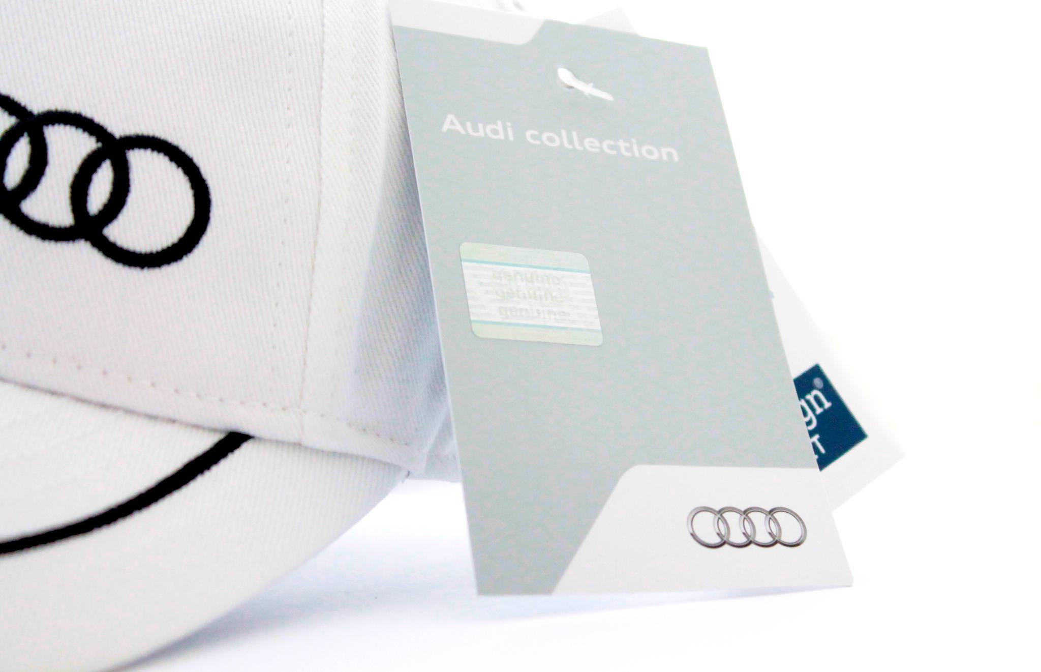 Бейсболка Audi
