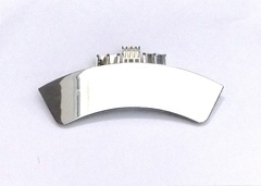 Ручка люка ( хром ) стиральной машины САМСУНГ DC64-01442CA
