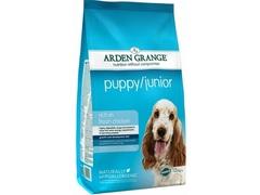 Сухой корм для щенков и молодых собак, Arden Grange Puppy/Junior, с курицей