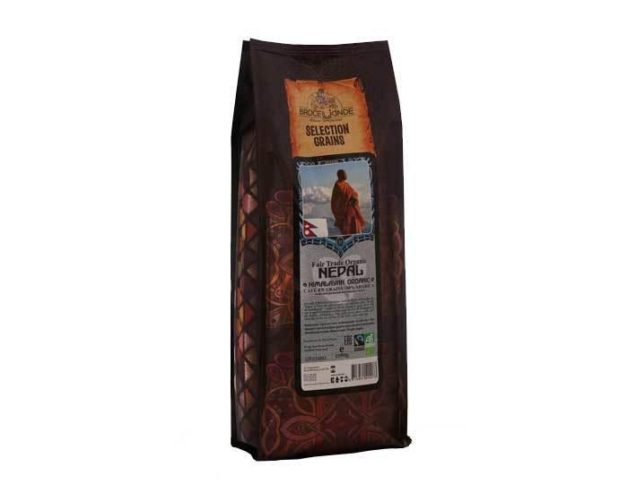 Кофе в зернах Broceliande Nepal Organic, 1 кг