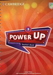 Power Up 3 Teacher's Book