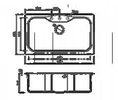 Схема Omoikiri Maru 86-BE