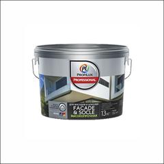 Краска в/д для фасадов и цоколей Dufa Profilux Professional FACADE & SOCLE (Белый)