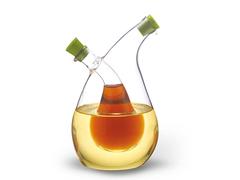 7522 FISSMAN Ёмкость для жидких специй, масла 2в1 75 мл / 350 мл