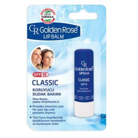 Golden Rose Бальзам для губ Lipbalm CLASSIC SPF15
