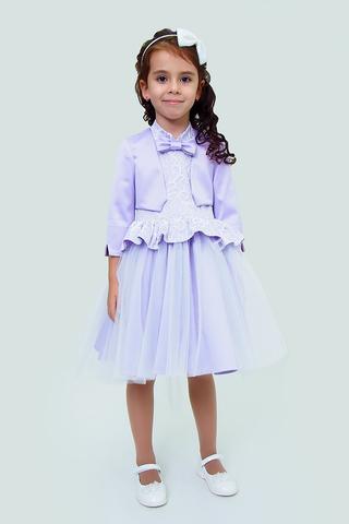 Платье детское + жакет (артикул 1Н61-5)
