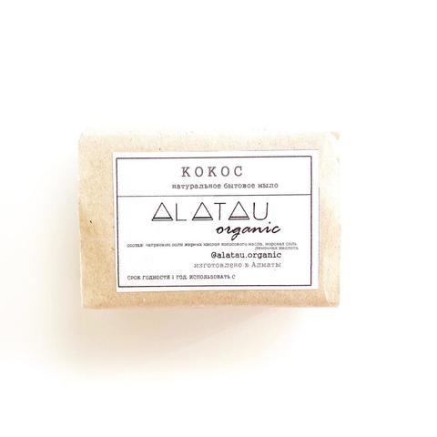 Мыло Кокос (Alatau Organic)