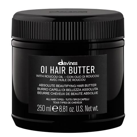 Davines OI:  Питательное масло для абсолютной красоты волос (OI Hair Butter)