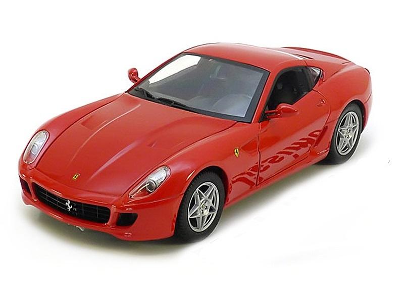 """Коллекционная модель Ferrari 599 GTB 2006 """"Foundation Series"""" Red"""