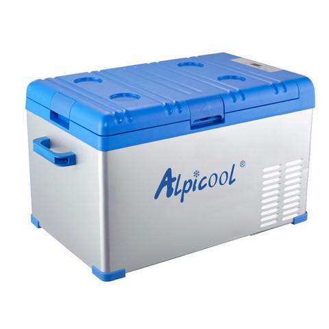 Компрессорный автохолодильник Alpicool ABS-30 (12V/24V/220V, 30л)
