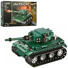 Конструктор серия Армия Радиоуправляемый Тяжёлый танк Тигр