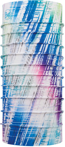 Бандана-труба летняя светоотражающая Buff CoolNet Reflective R-Wira Multi фото 1