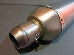 Глушитель Akrapovic Honda Suzuki Yamaha Kawasaki стальной