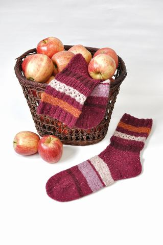 Набор для вязания носков Granny's Socks