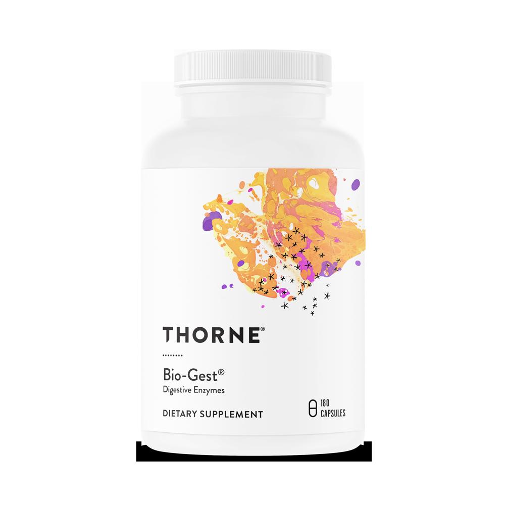 Комплекс Bio-Gest (180's), Thorne Research, (180 капсул)