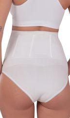 EUROMAMA. Корсет для беременных бесшовный, 4 косточки белый, вид 4