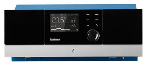 Buderus Logamatic MC110 система управления (7736602700)