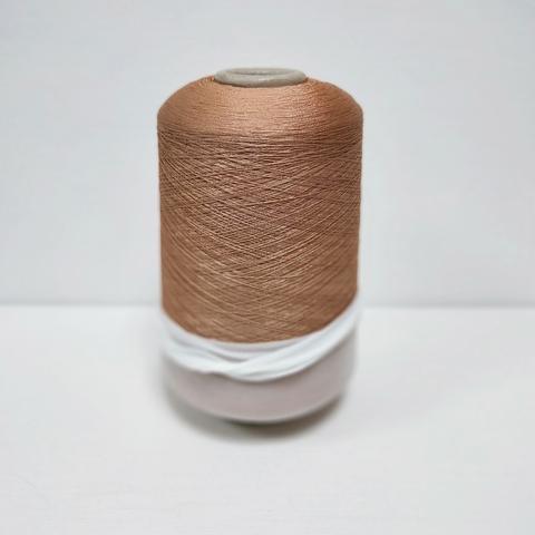 Пряжа Вискоза 100%, Pecci Filati, Tonico, Античная латунь, 1/30, 3000 м в 100 г