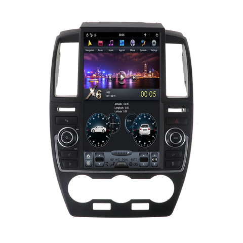 Штатная магнитола LAND ROVER  Freelander 2 2006-2012 Android 9.0 4/64GB IPS DSP модель CB-1302 NH