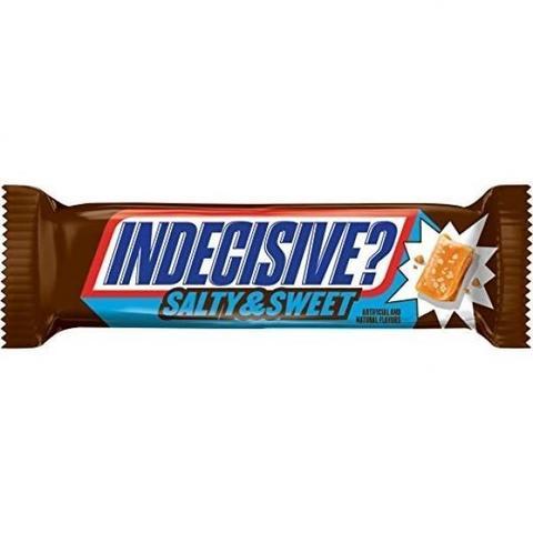 Батончик Snickers Salty&Sweet 51 гр