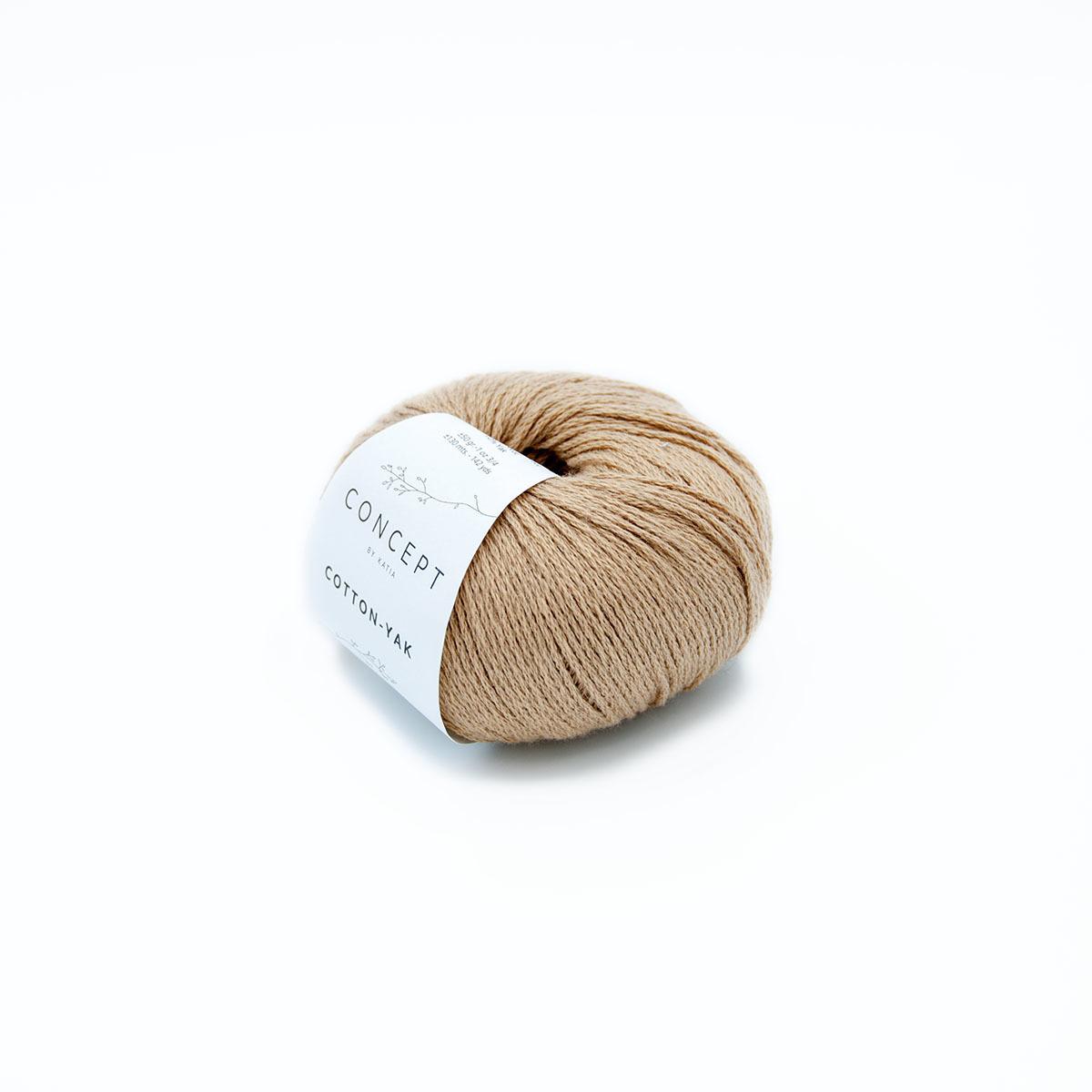 Katia Concept Cotton-Yak - 101