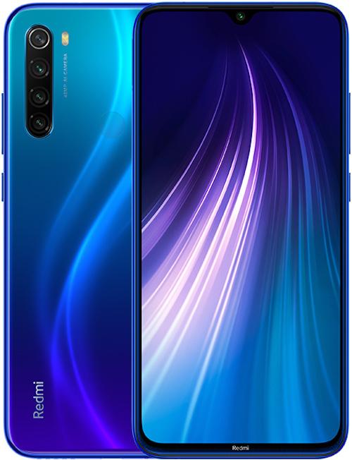 Redmi Note 8 2021 Xiaomi Redmi Note 8 2021 4.64GB Blue (Синий) синий.jpg