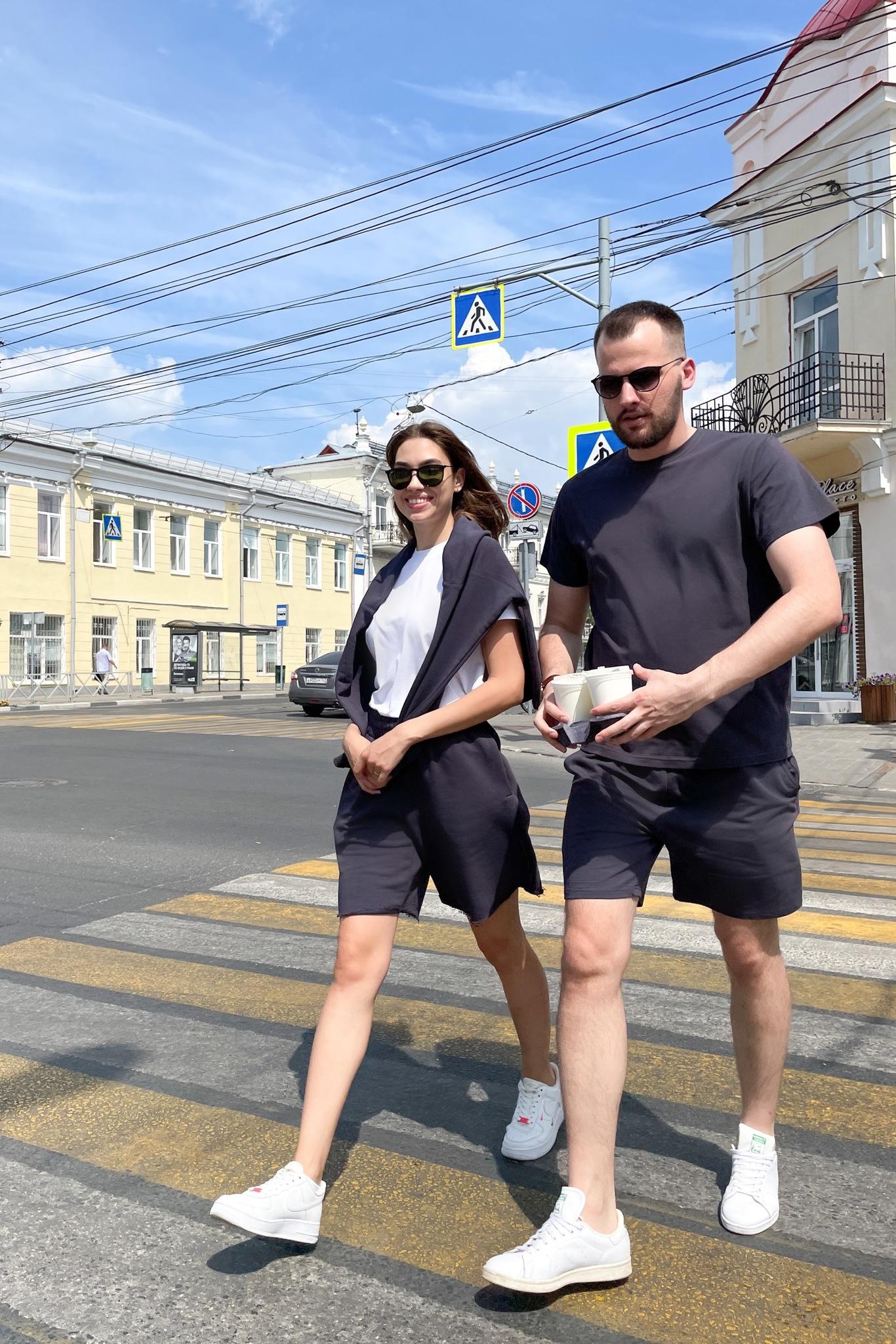 Футболка ГРАФИТ basic MAN