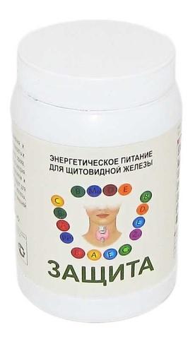 Питание кедровое ЗАЩИТА (для щитовидной железы) 200 г (Кедровый мир)