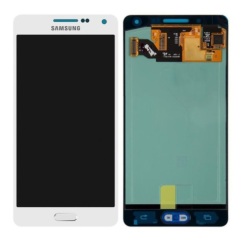 LCD SAMSUNG A5 A500F + Touch White OLED MOQ:5