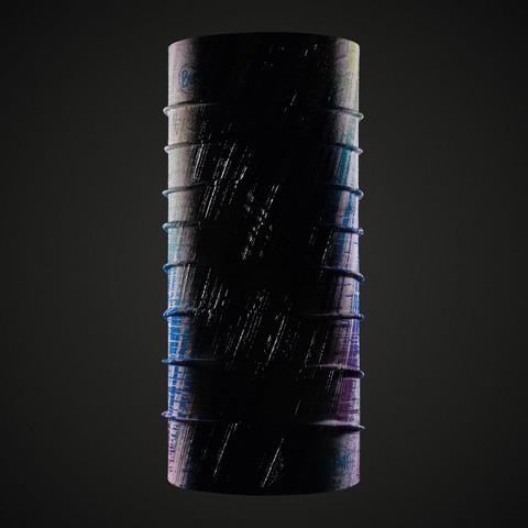 Бандана-труба летняя светоотражающая Buff CoolNet Reflective R-Wira Multi фото 2