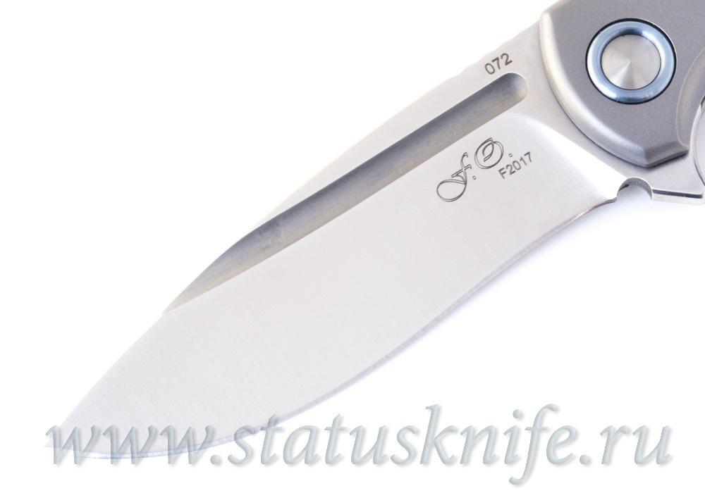 Нож FOX knives модель F2017 40 ANNIVERSARY - фотография