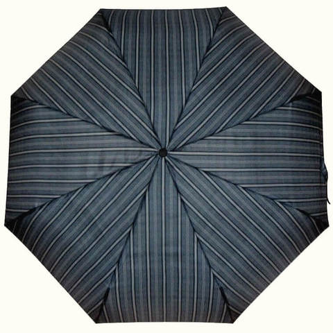 Купить серый большой зонтик автомат