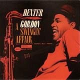 Dexter Gordon, Sonny Clark, Butch Warren, Billy Higgins / A Swingin' Affair (LP)