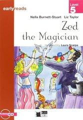 Zed The Magician Bk +D (Engl)