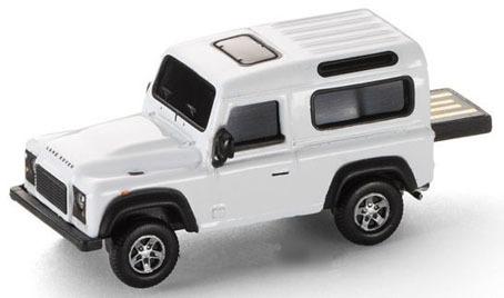 Флешка Land Rover Defender