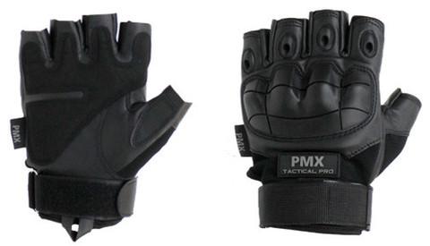 Перчатки PMX-26 Black укороченные