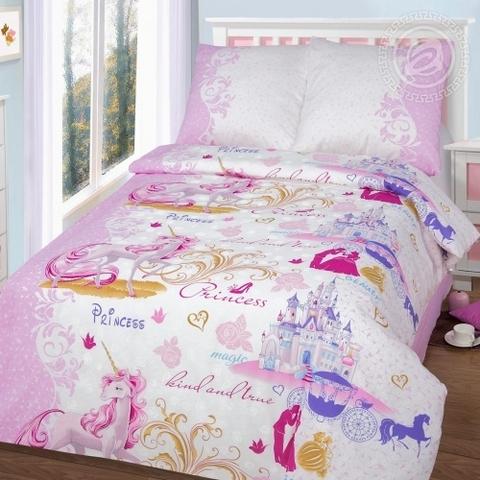 Детское постельное бельё Королевство БЯЗЬ