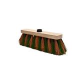 Щетка уличная деревянная, кокосовая и пластиковая щетина, артикул 125, производитель - Paul Masquin