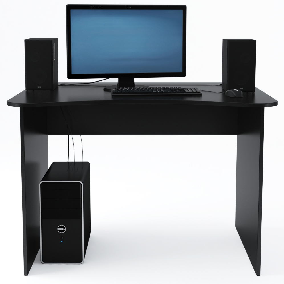 Стол Компьютерный SURF 1100 Черный