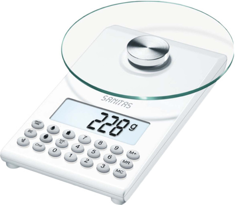 Весы диетические Sanitas SDS64