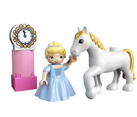 LEGO Duplo: Карета Золушки 6153 — Disney Princess Cinderella's Carriage — Лего Дупло Прицесса Диснея
