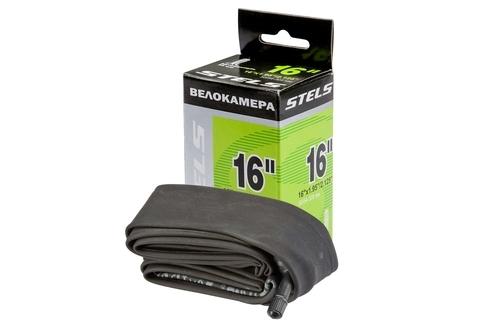 "Велокамера Stels 16""x1.95""/2.125"" автовентиль"